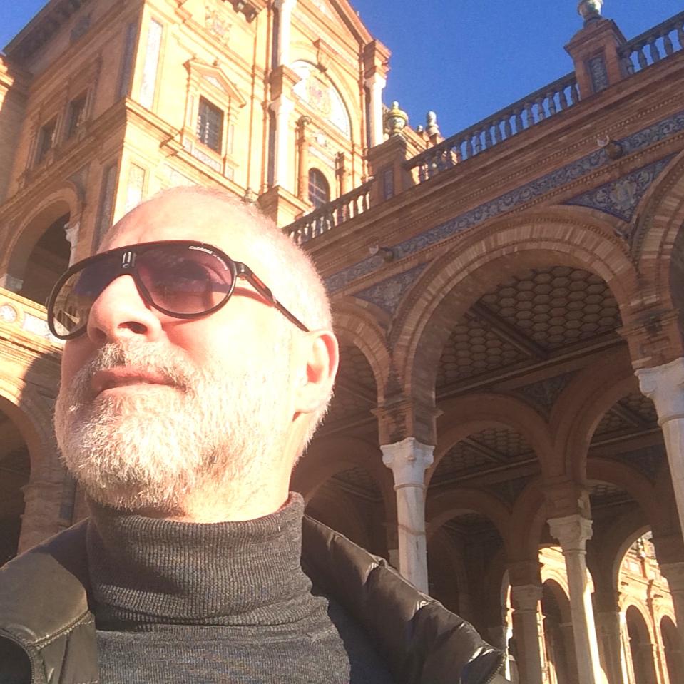 2015 Plaza de Espana - Seville SPAIN