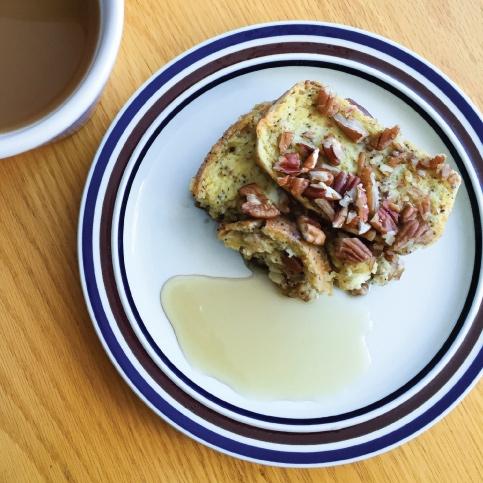 Gluten-Free French Toast Casserole