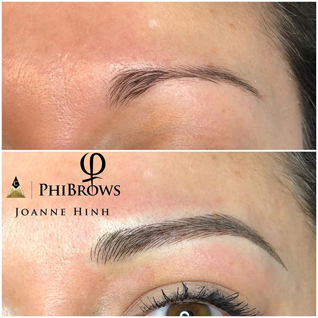 Can't wait to see this beauty back for her follow up :) www.JoanneHinh.com  #nofilter #permanentmakeup #3deyebrows #semipermanentmakeup #eyebrowembroidery #permanentcosmetics #eyebrowtattoo #cosmetictattoo #phicalifornia #california #permanenteyebrows #browtattoo #cosmetictattooing #phibrowstrainer #browembroidery #joannehinh #microbladingusa #tattooeyebrows #microblading #microblade #microbladetraining #bayarea #sanfrancisco #sanjose #walnutcreek #microbladingbayarea #eyebrows #browsonfleek  #phibrows #bayareamicroblading