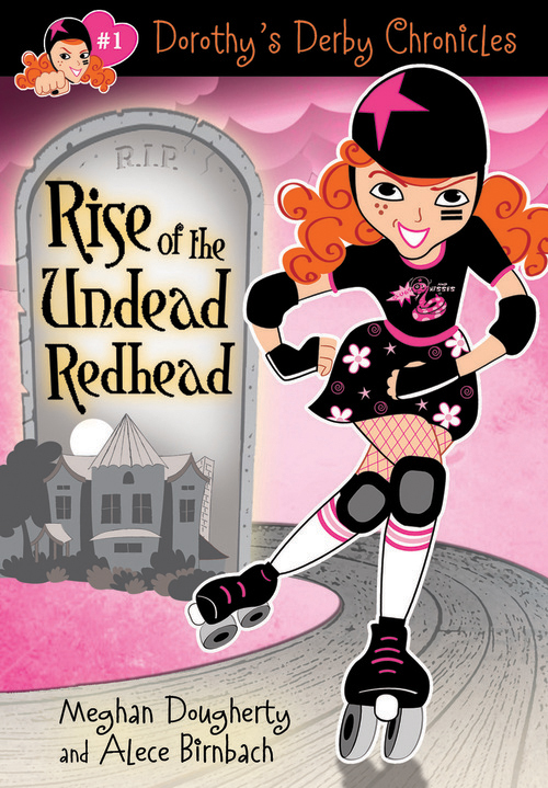 Dorothy's Derby Chronicles: Rise of the Undead Redhead will be in stores by July 8, 2014. It is also available for pre-purchase and purchase online at  Amazon.com .