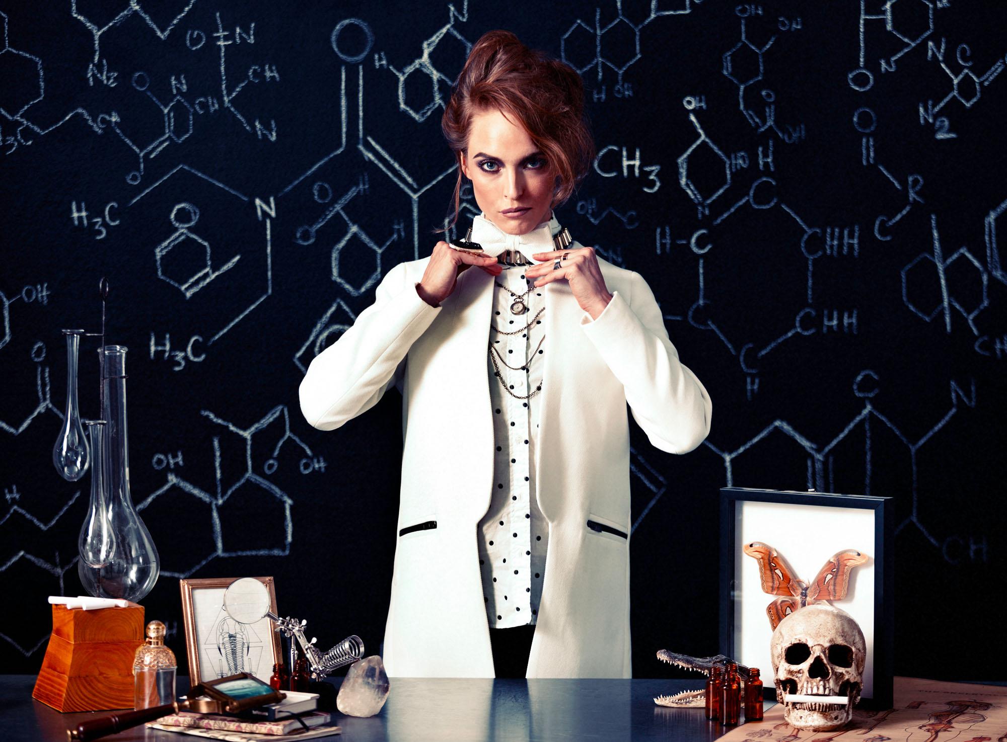 Mad Scientist 01