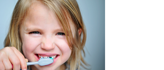 """2. Often called, """"nature's cavity fighter,"""" fluoride helps repair the early stages of tooth decay even before the decay can be seen."""