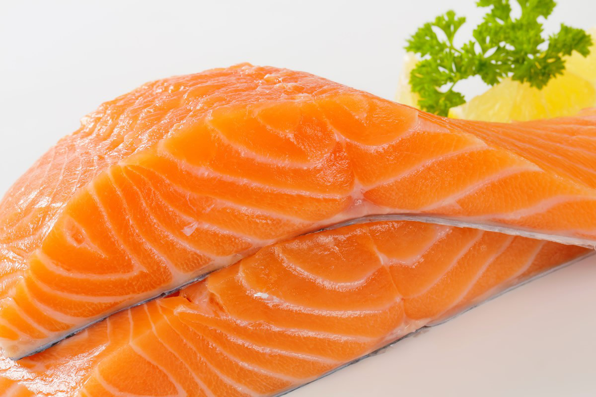 8. Salmon