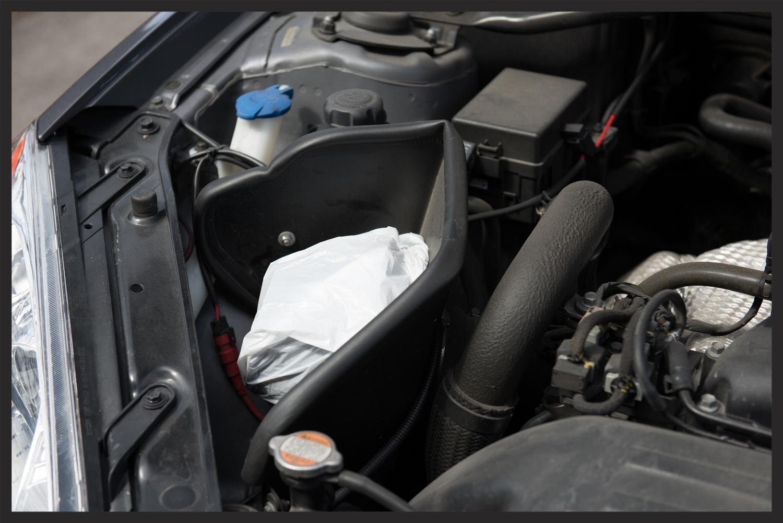 Genesis Coupe Short Ram Intake