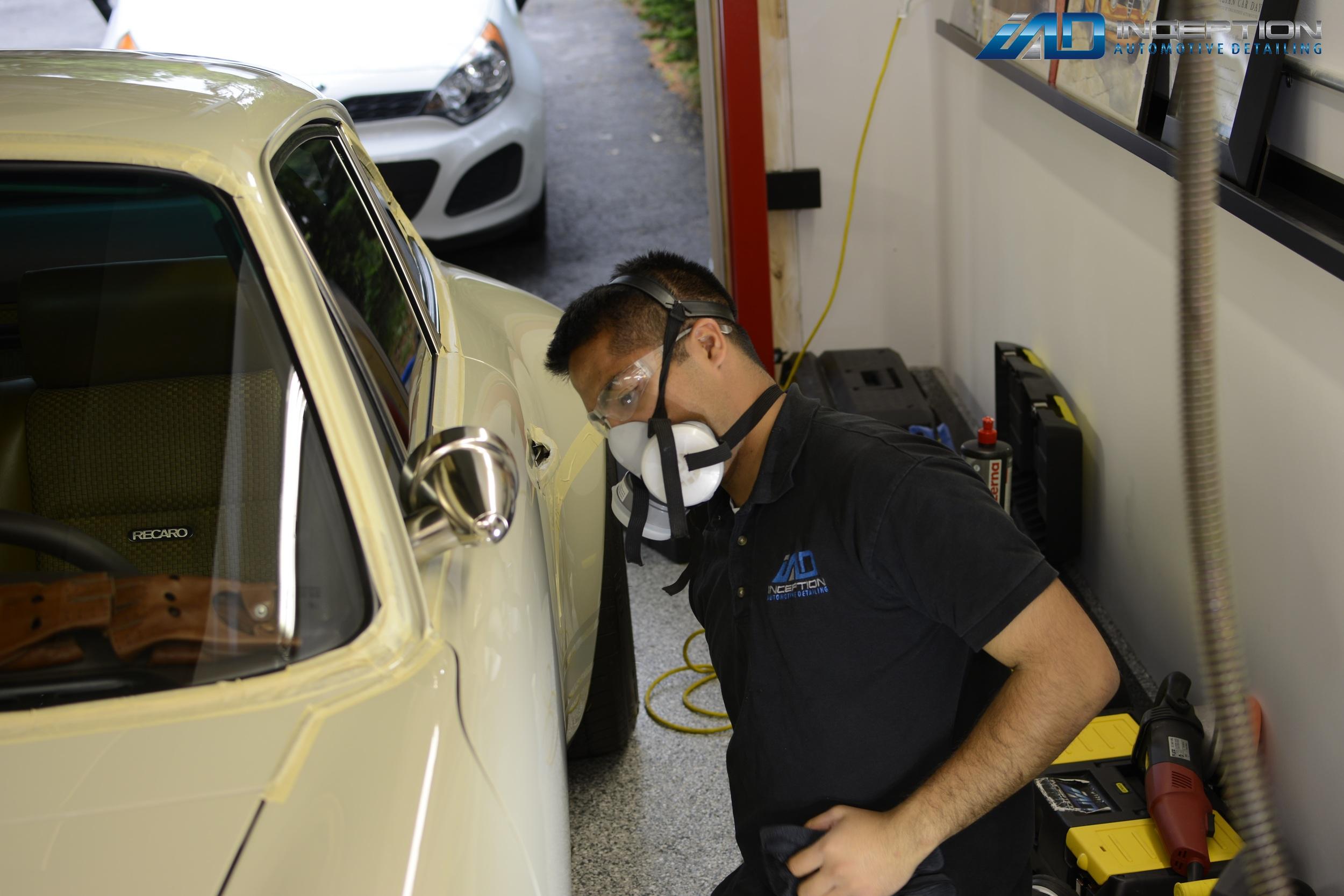 Lorenzo Escobal Porsche Singer 911