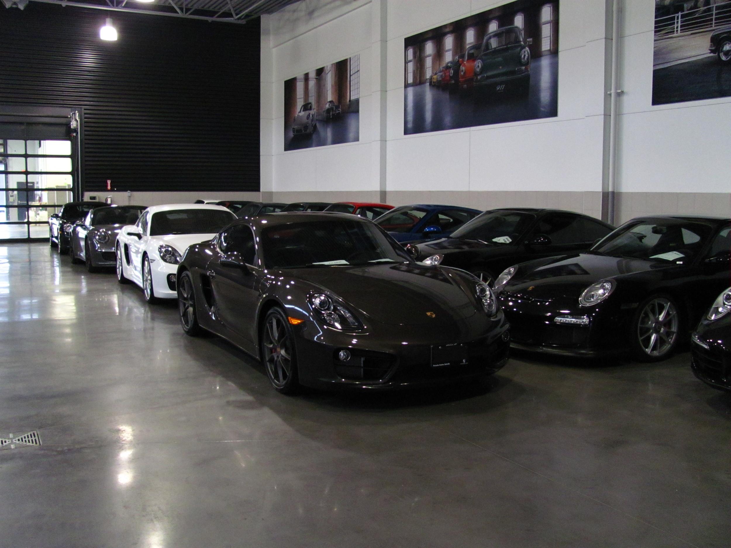 Inception Auto Detailing Porsche Centre Oakville