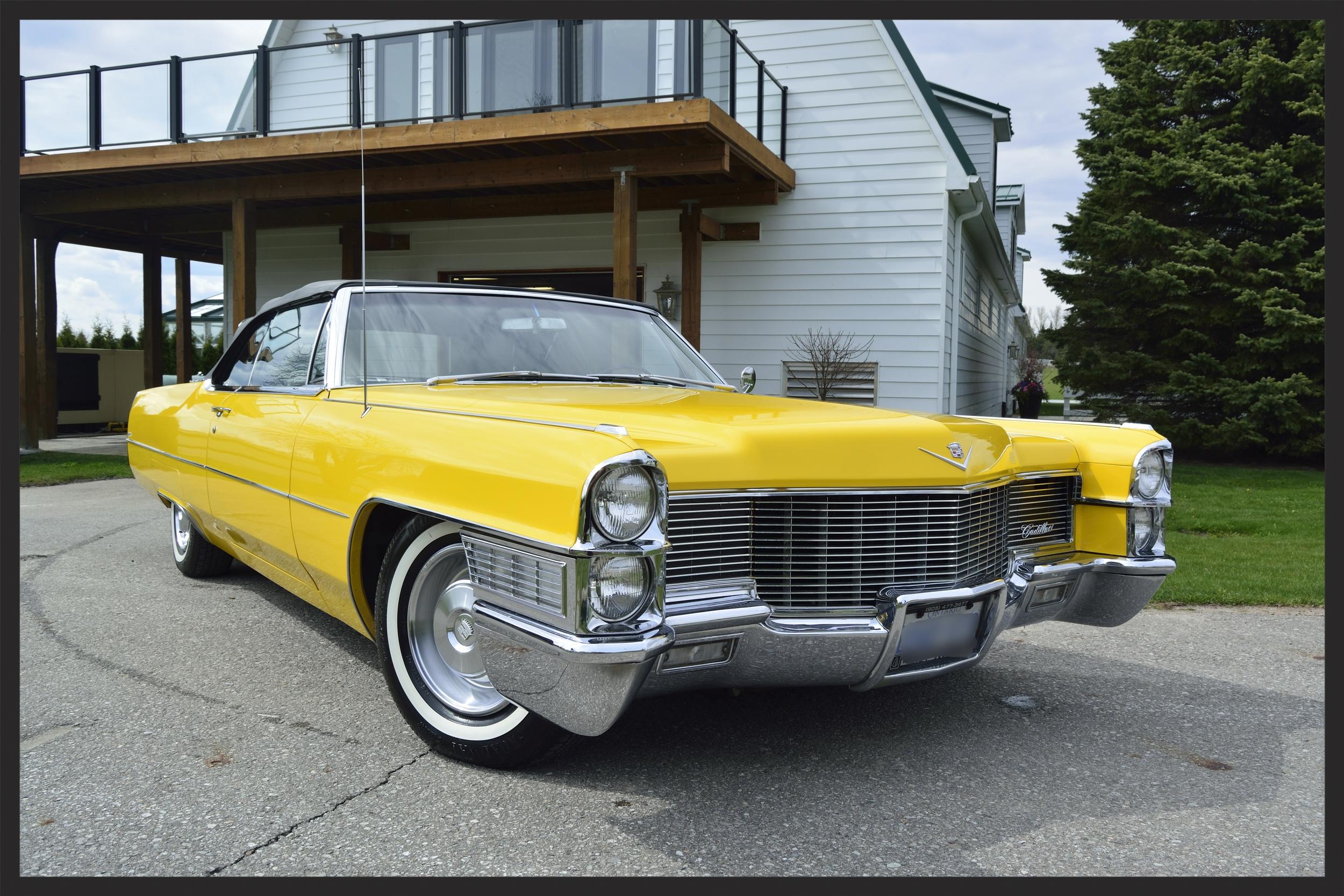 Cadillac de Ville (1968)