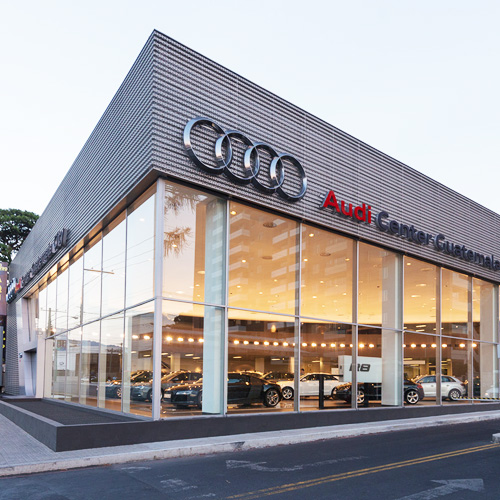 Audi Center Guatemala