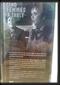 Cinq femmes à table
