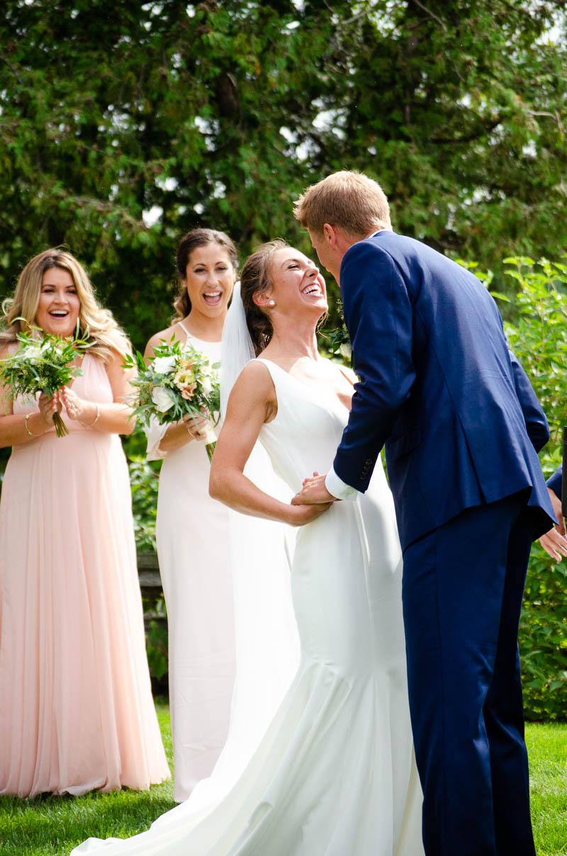 grand isle vermont wedding ceremony
