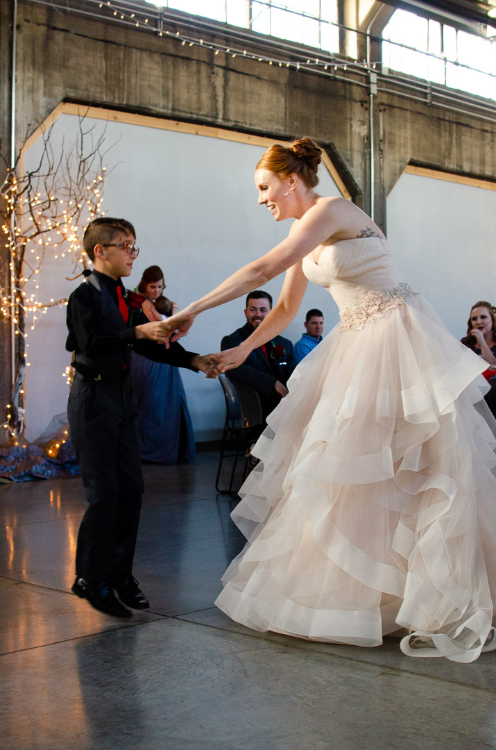first dance with stepson