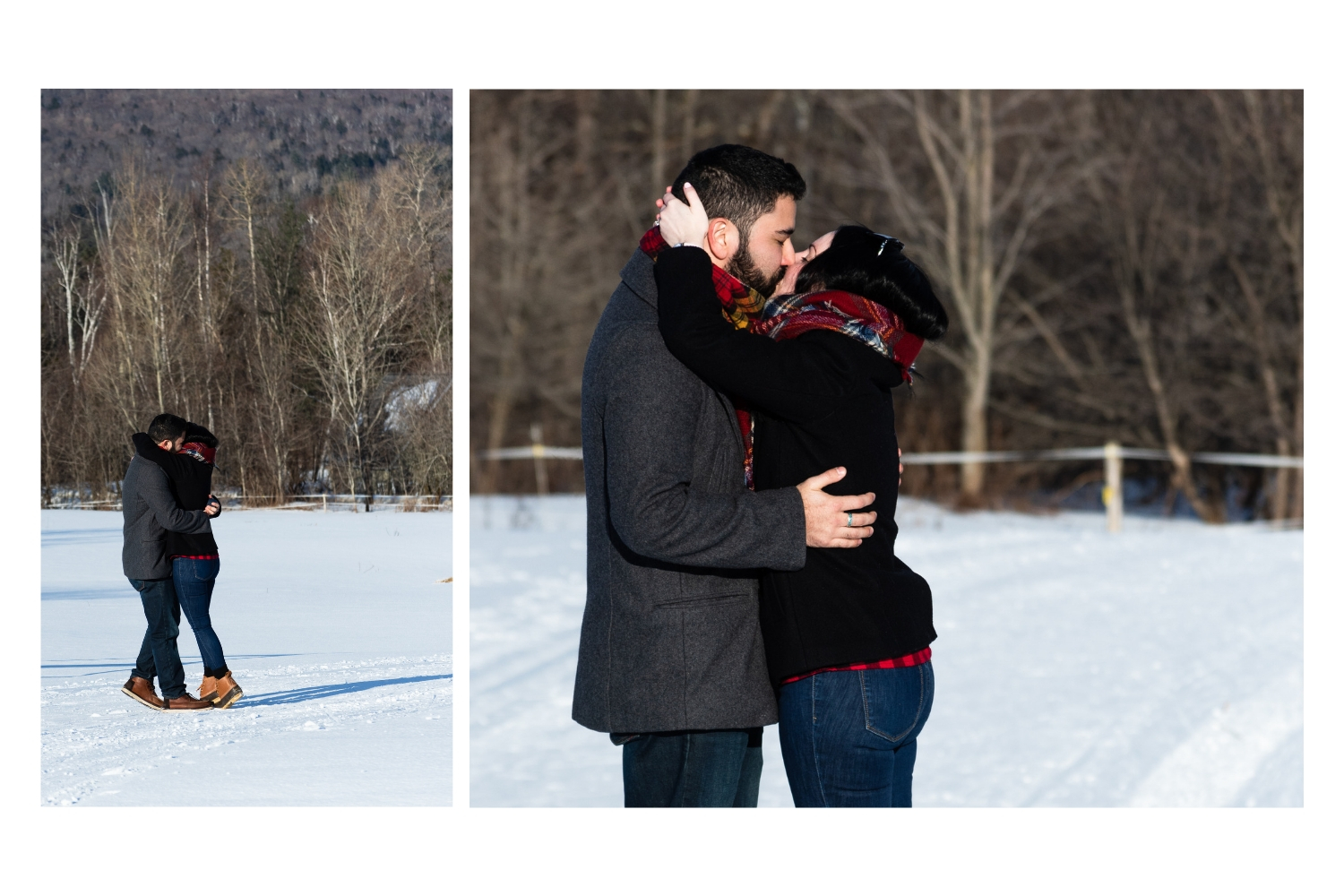 she said yes vermont proposal