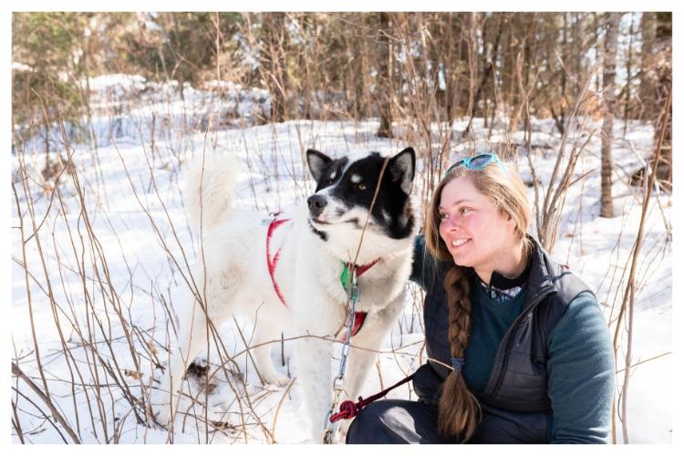 adventurher travel dogsledding trip