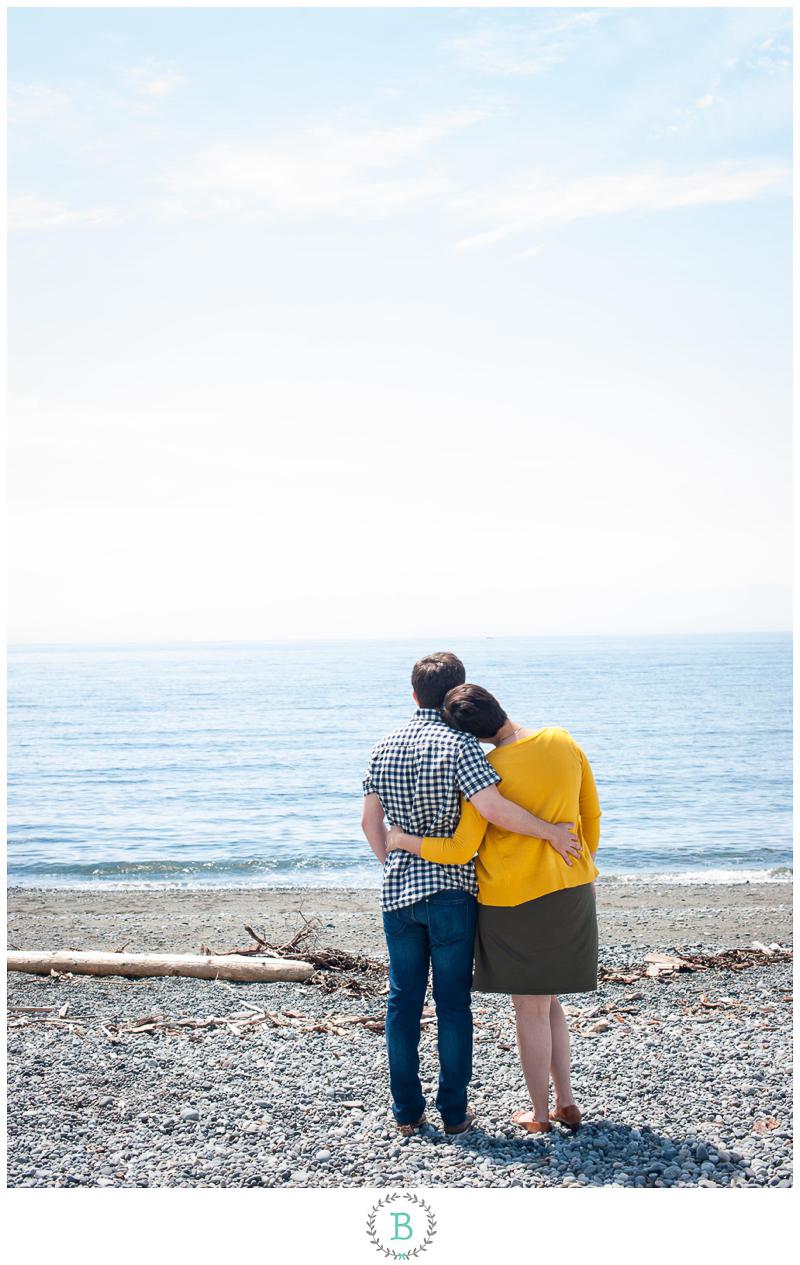 San Juan Island Engaged, B. Jones Photography. Seattle Wedding P