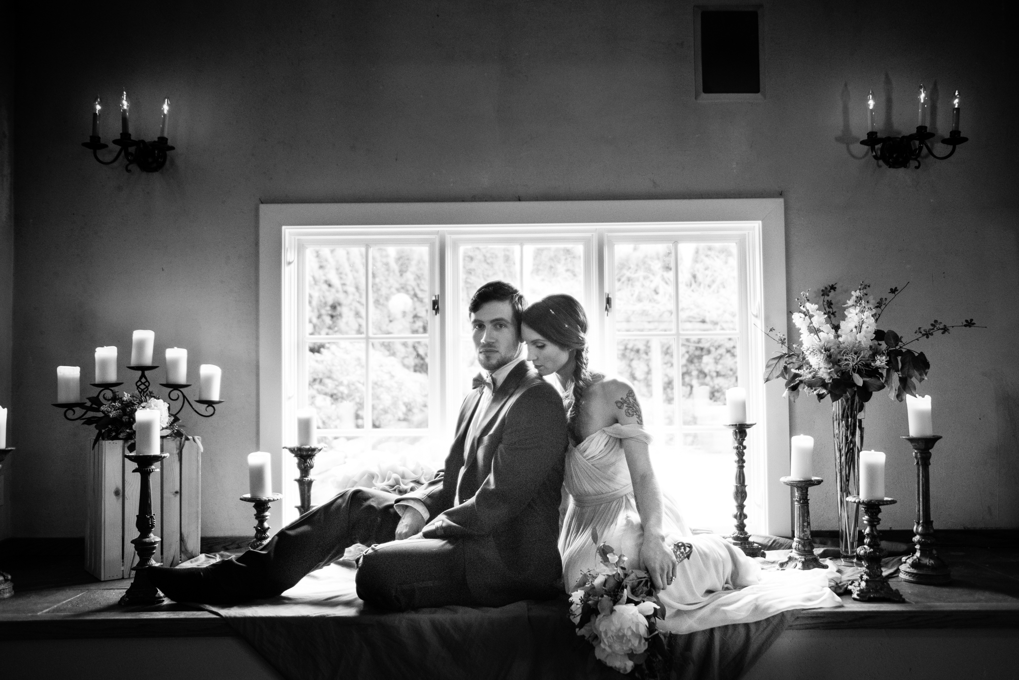 Delille Cellars Styled Shoot