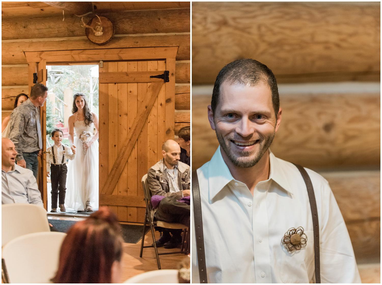 WALLCE FALLS LODGE WEDDING | Seattle Wedding Photographer | snoh