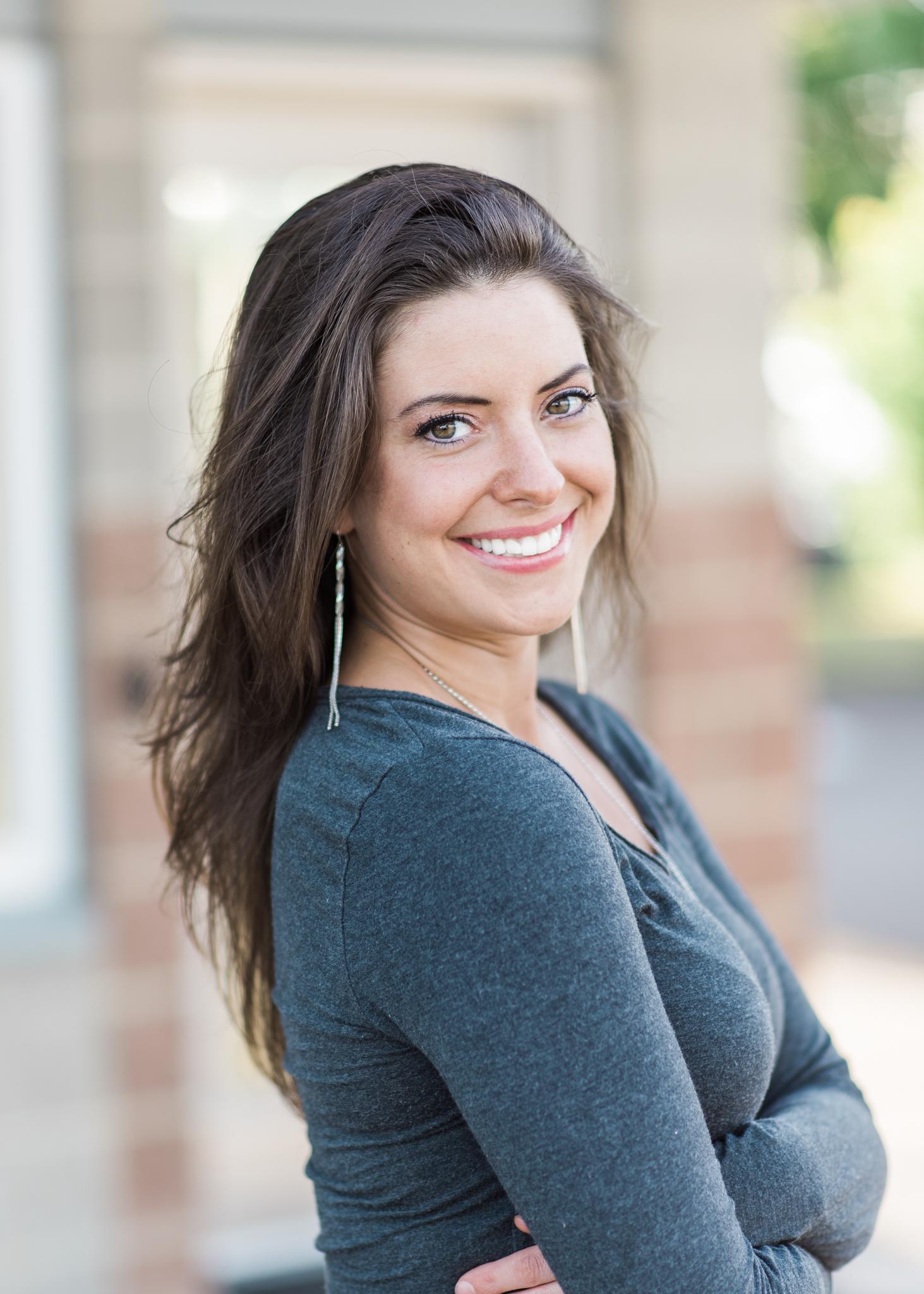 Rachelle Witt:Store Director ofMeaMarie Bridal