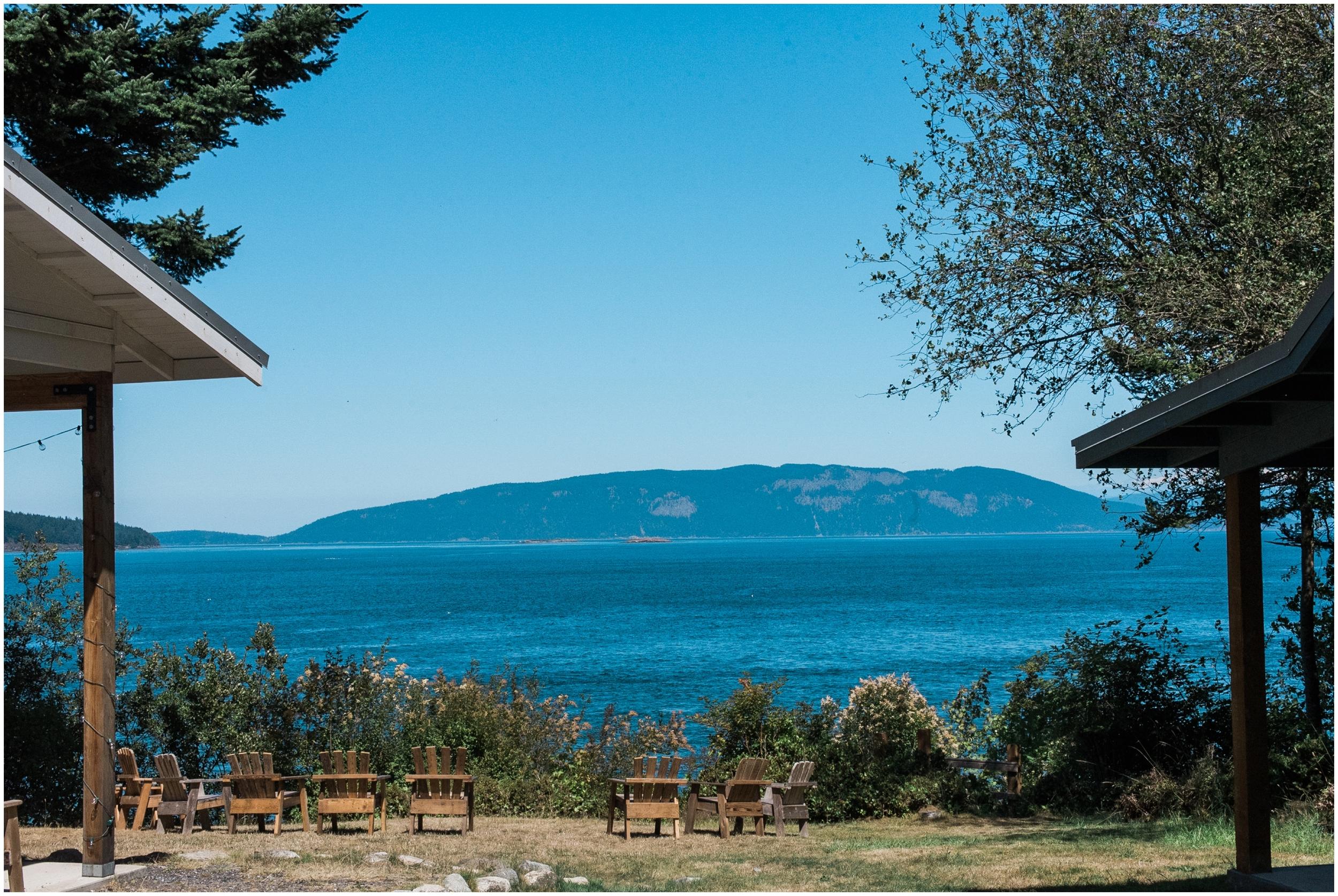 Orcas Island Wedding. San Juan Island Wedding. Bayside Cottages. Pacific Northwest. Destination Wedding. Eastsound. Rosario Resort. Nautical. coastal. Intimate. Blended Family. Anchors.