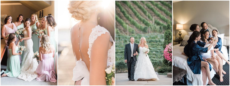 Inglewood Gold Club Wedding. mint. Blush. Seattle Wedding PHotographer. B. Jones Photography. Country Club Wedding