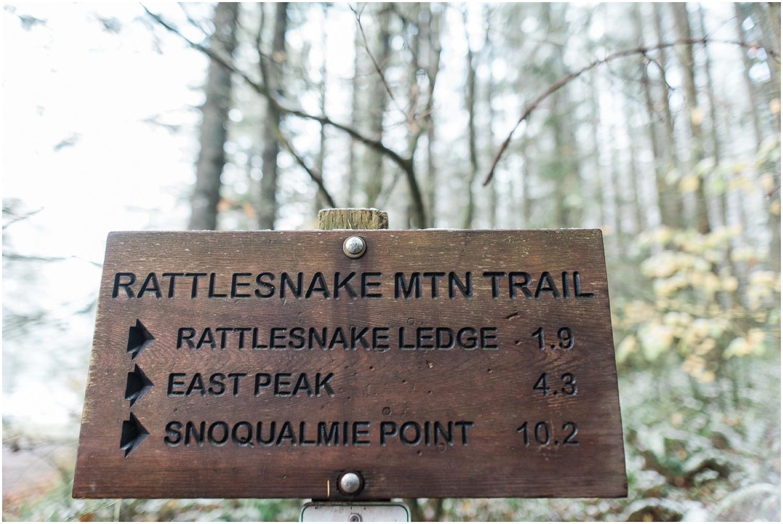 Rattlesnake Ledge Engagement