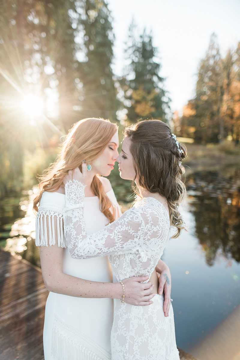 LGBTQA+ Weddings -
