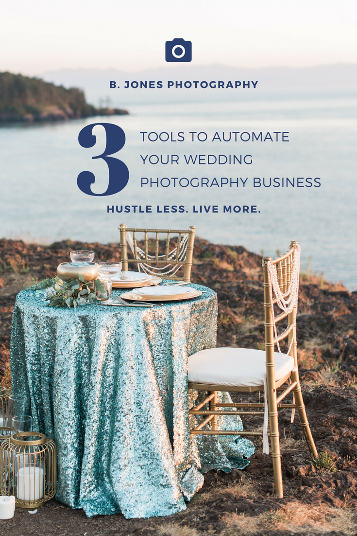 Tools for Wedding Photographers