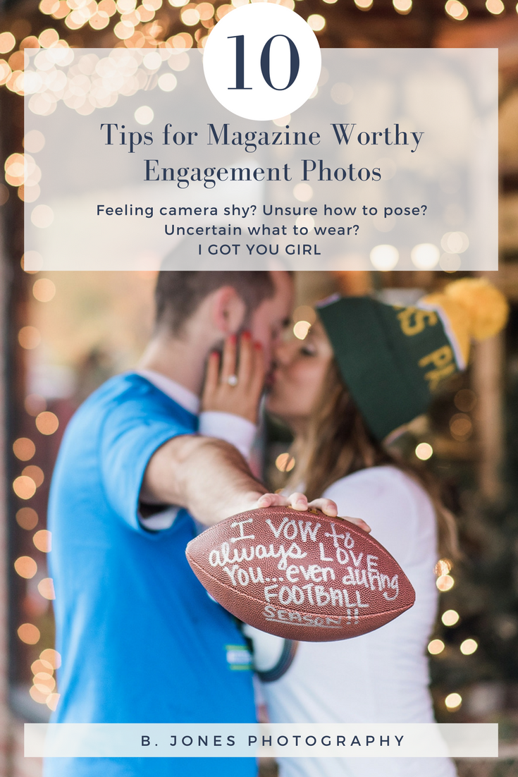 Superbowl Wedding and engagement inspo
