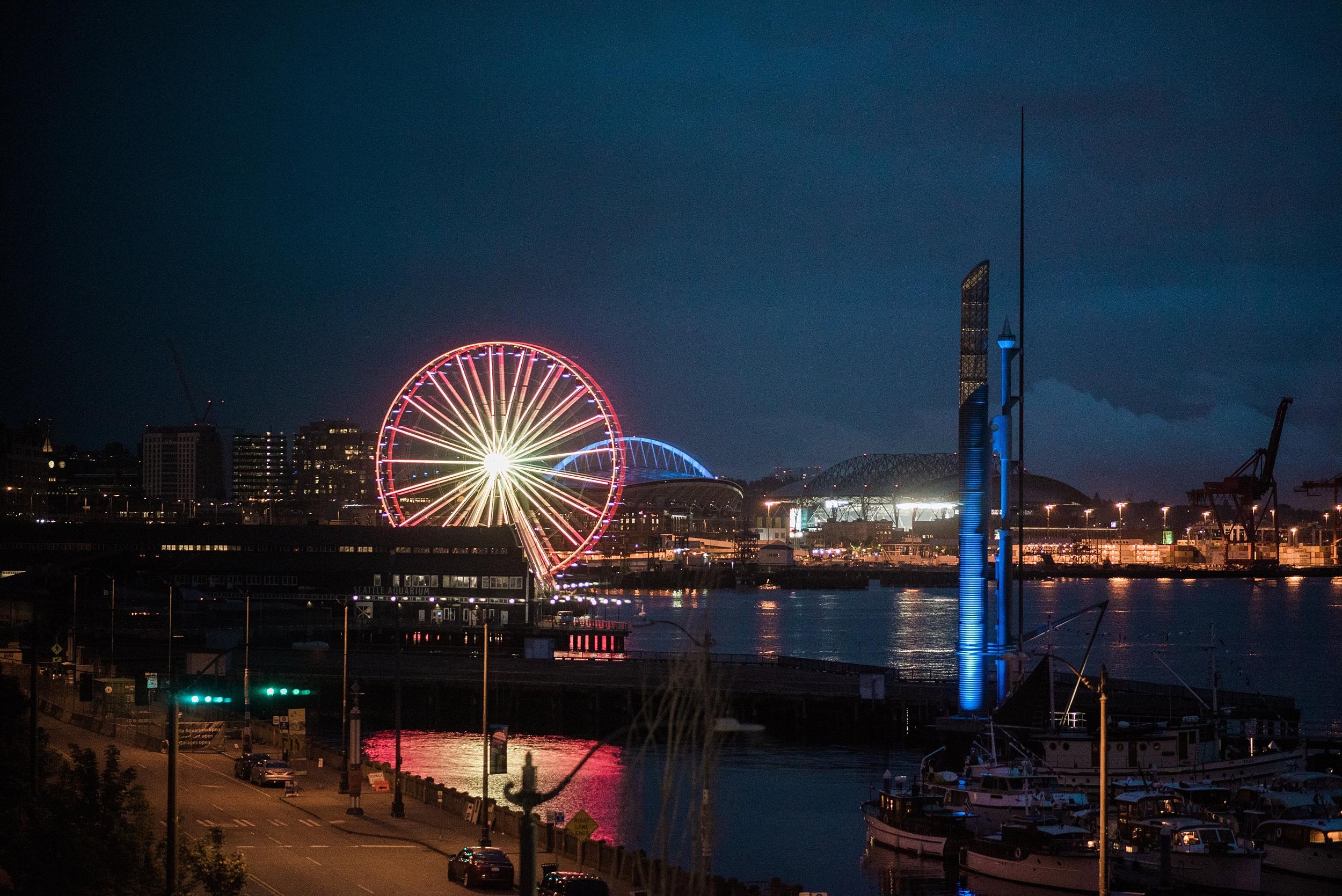 Seattle World Trade Center, Bell Harbor Conference Center, Seatt