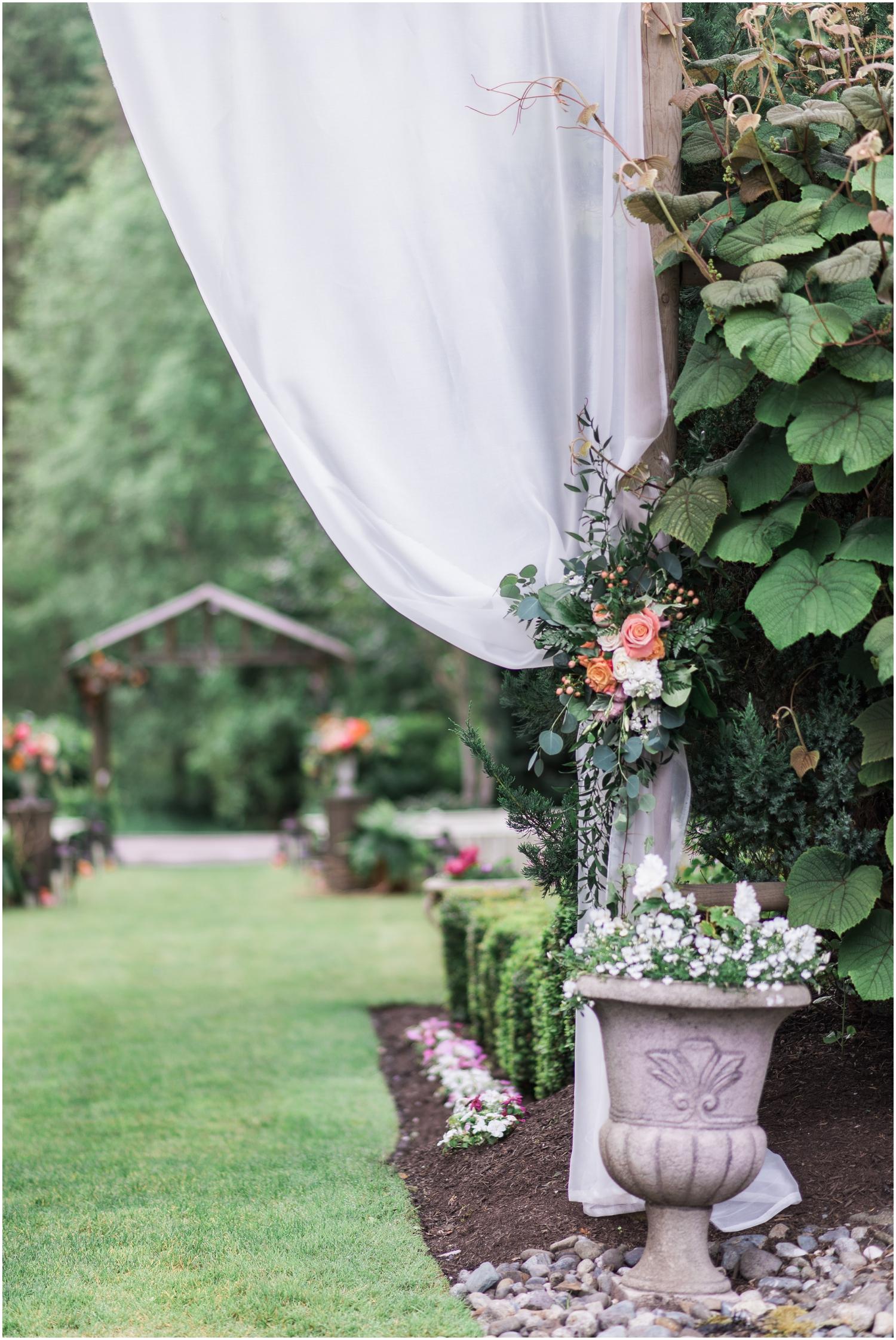 European Market Themed Wedding Decor at Jardin Del Sol — B. Jones