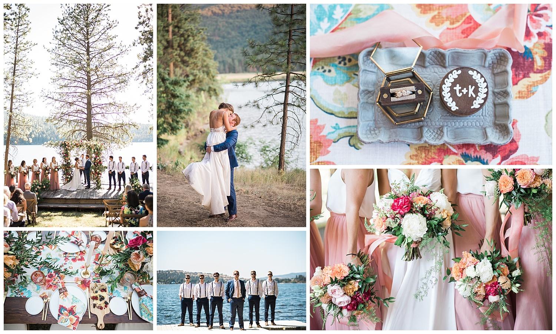 Zephyr lodge wedding A Good Affair. seattle wedding photographer