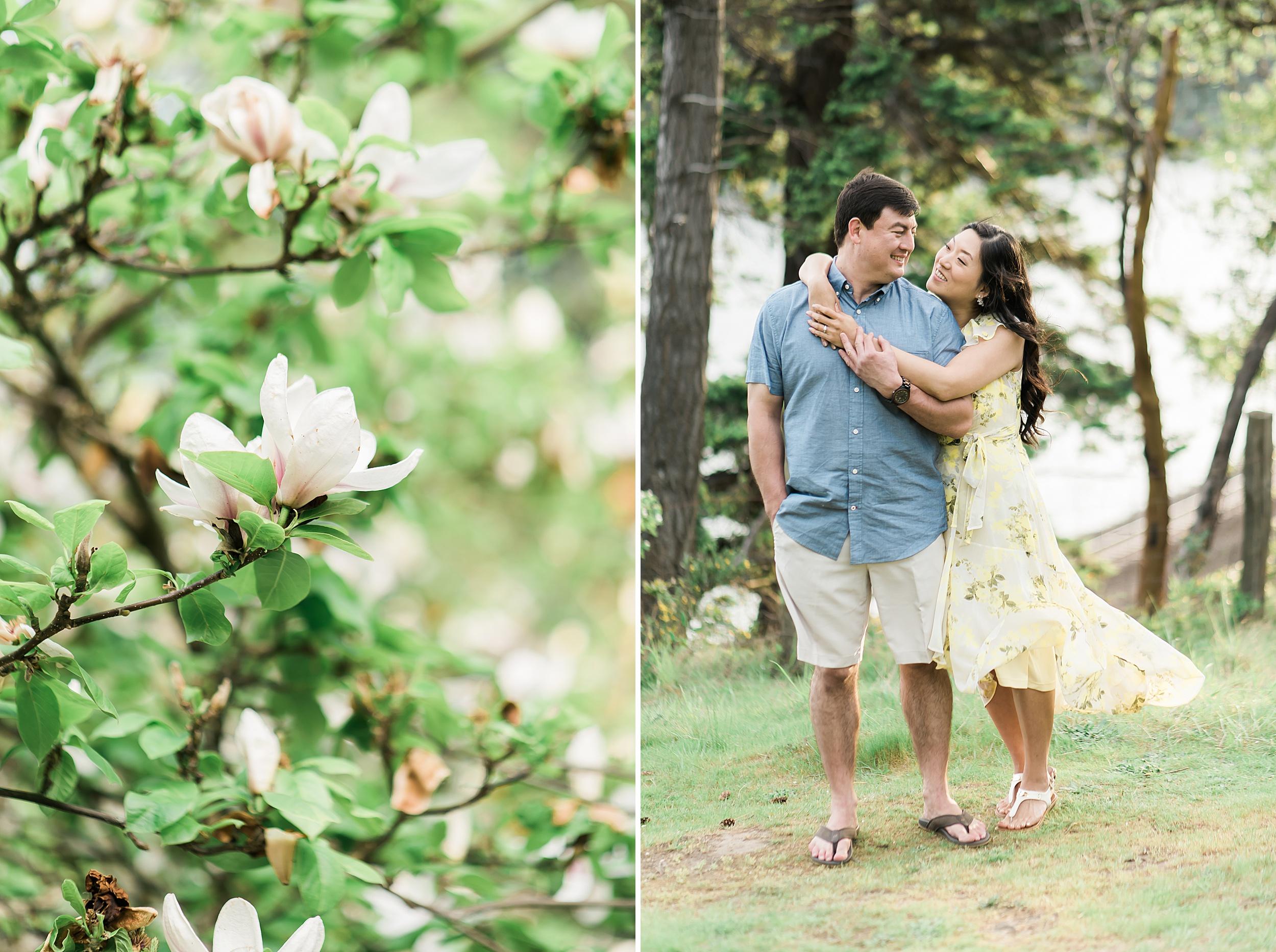 Woodstock Farm Engagement wedding photos