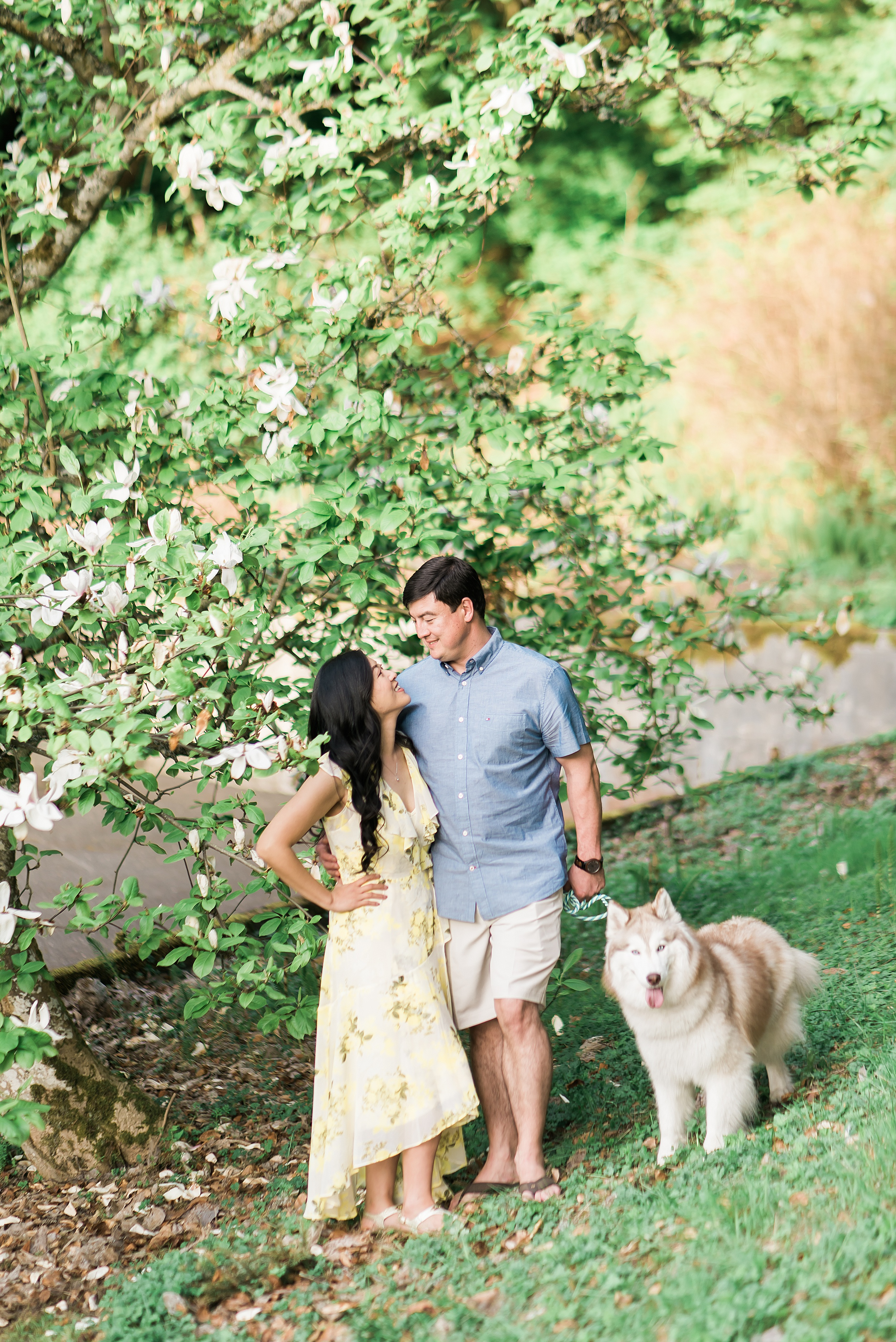 Woodstock Farm Engagement wedding photos