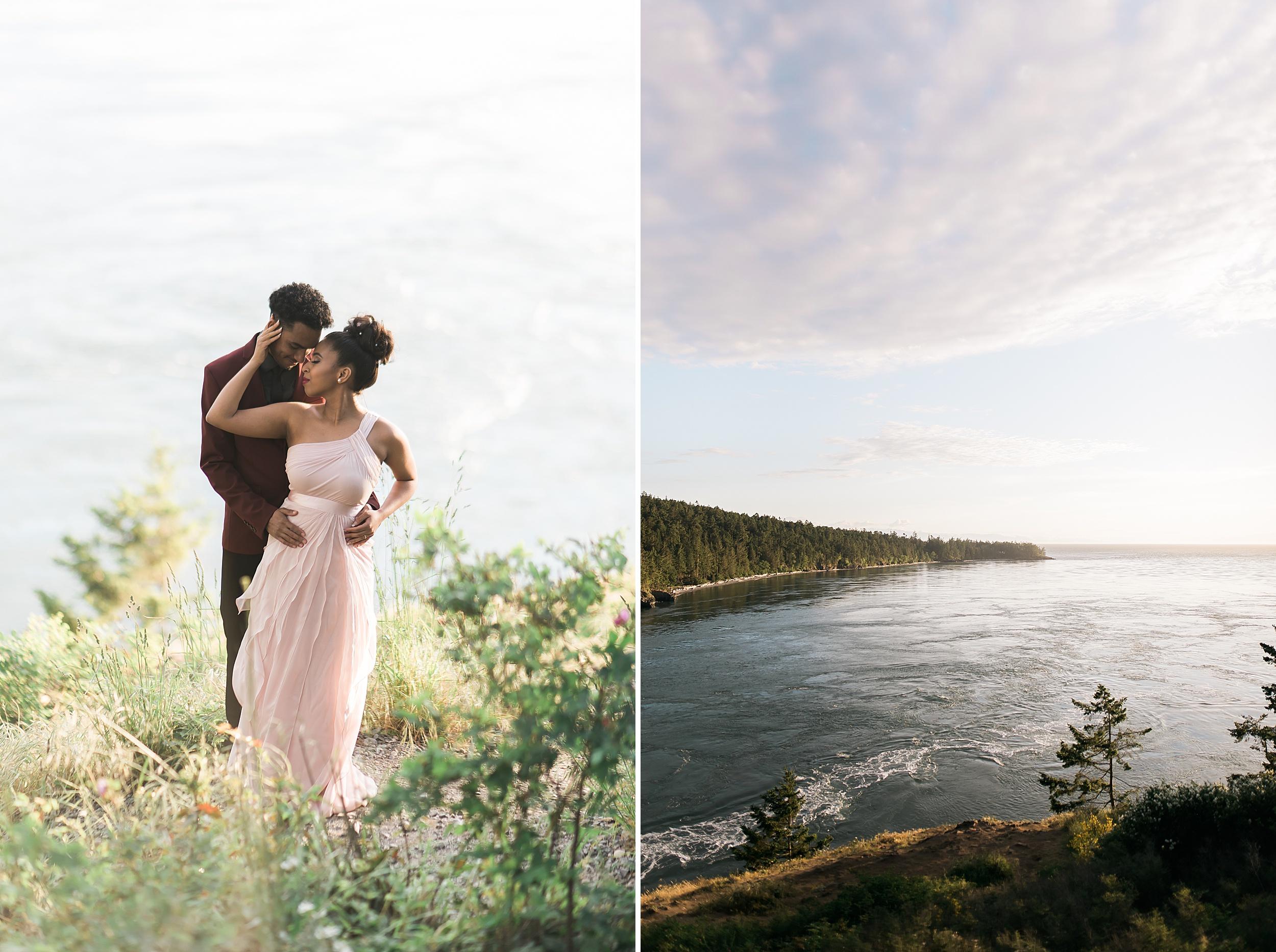 Deception Pass Wedding Photos