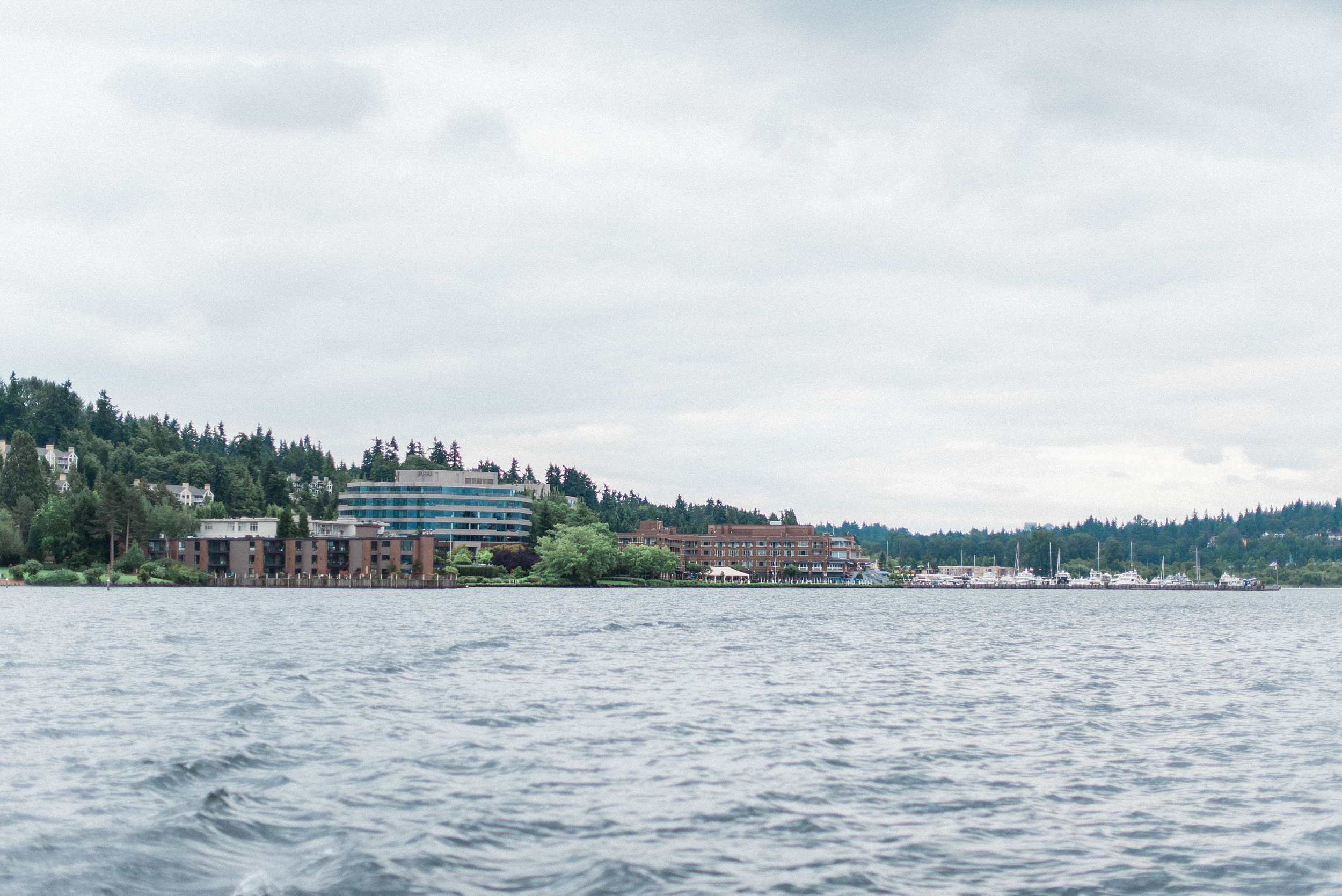 Woodmark Hotel Wedding venue photos, Seattle Wedding Photography