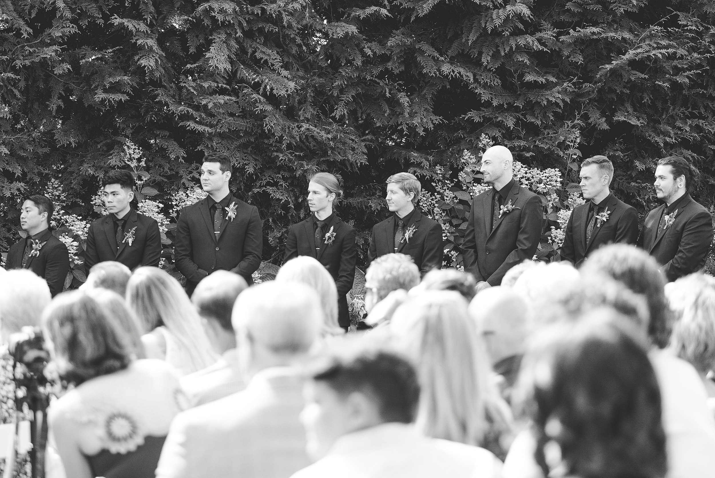 Pine Creek Nursery Wedding, Monroe. Claire & Cody. Seattle Weddi