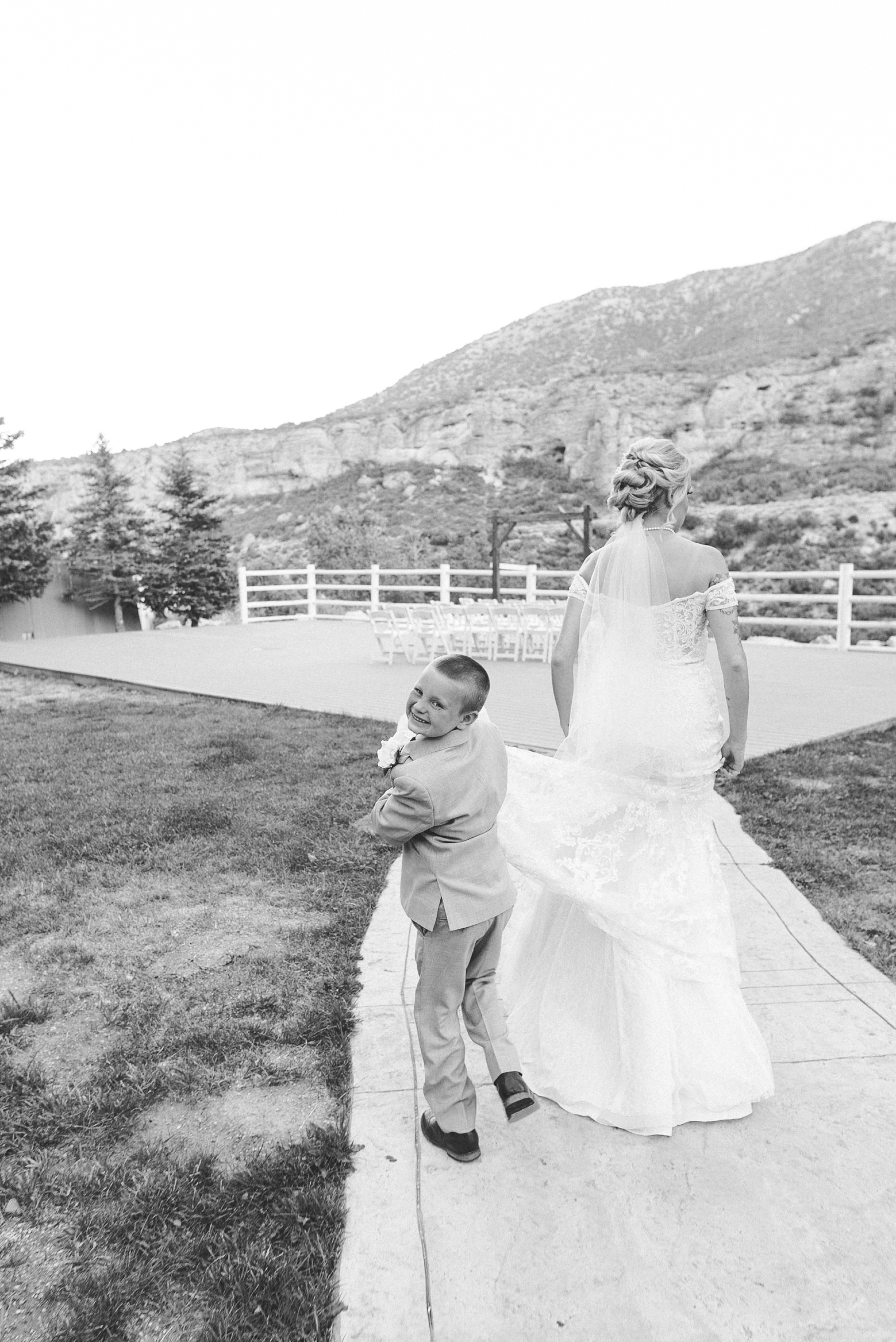 Mount Charleston Adventure Elopement Wedding Photography. Las Ve