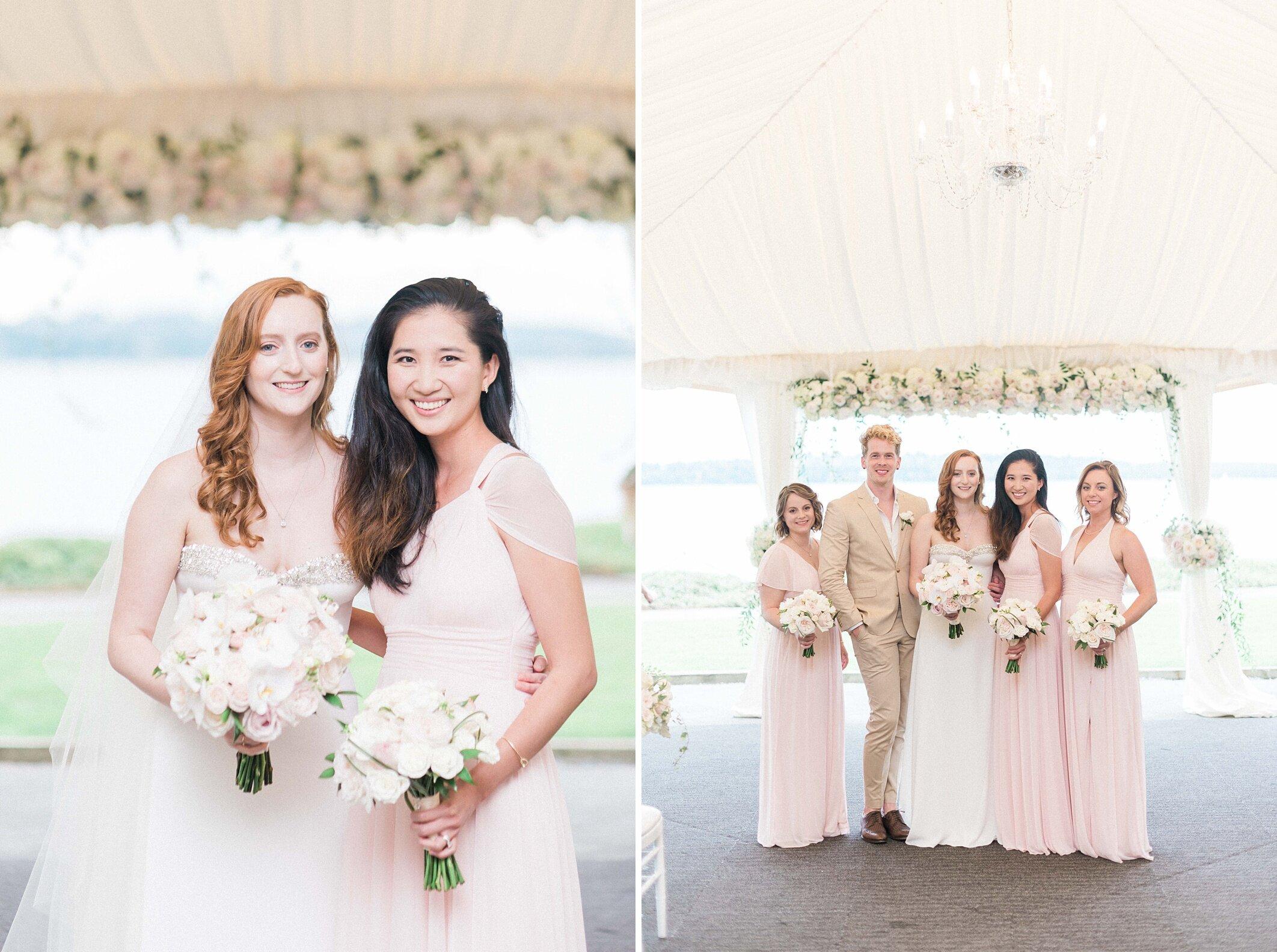 Woodmark Wedding. Seattle wedding photographer. Glennis & Zhenyu