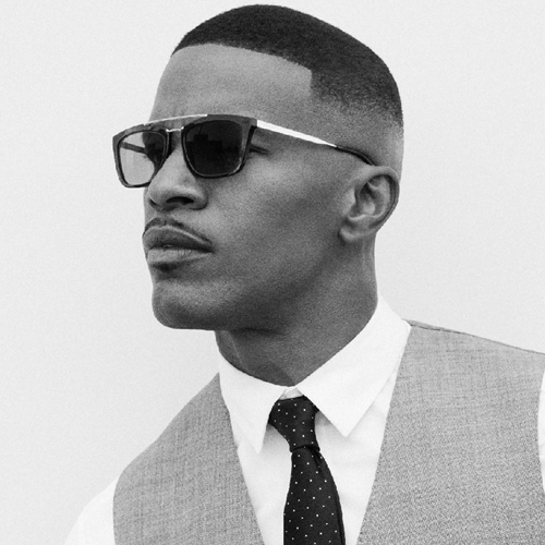 Jamie Foxx- Actor & Singer - Jamie Foxx was adopted as an infant by his mother's adoptive parents. He had very little contact with his birth parents and said that his grandmother had the biggest influence on his life and his success. He is now an actor, singer, songwriter, and stand up comedian.[image from Amazon]