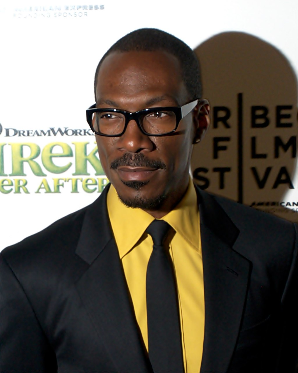 Eddie Murphy - Eddie Murphy and his older brother Charlie Murphy went into foster care for a year after his mother became ill. Interestingly, Eddie's sense of humor was influenced from when he was in foster care. He is an actor, writer, comedian, singer, producer.[image from Wiki]