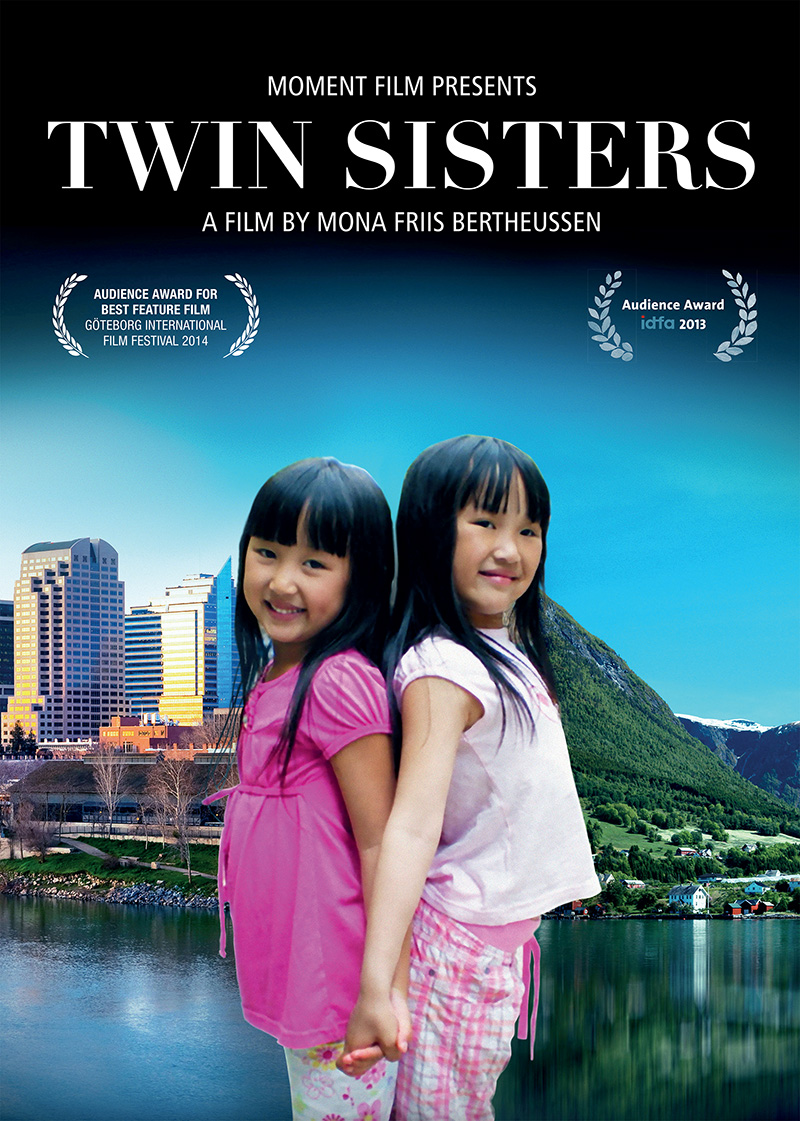 Twin Sisters - Independent Lens Documentary[image from 2014 TRT Doc. Awards]