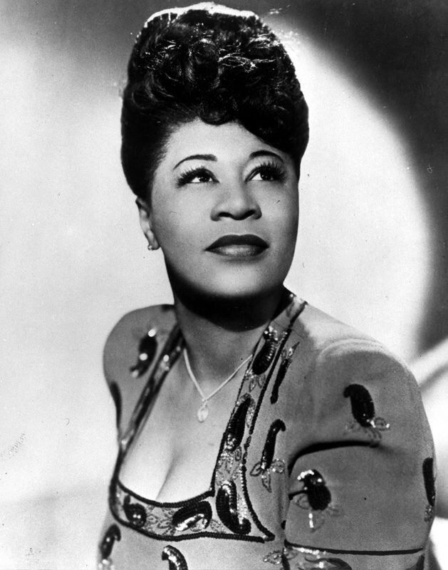 Ella Fitzgerald [source jazztimes]  album Rec: Ella and Oscar