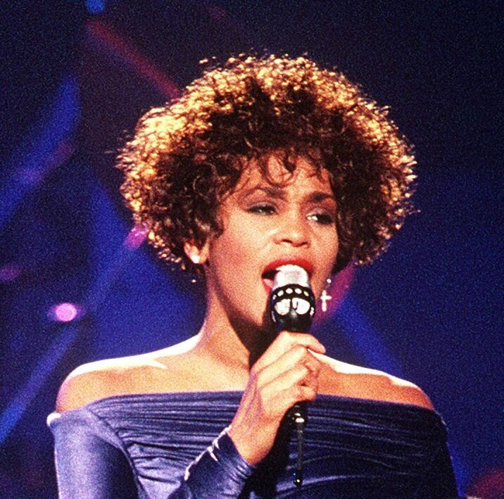 "whitney houston [image from wiki]  album: ""whitney"", ""whitney houston"""