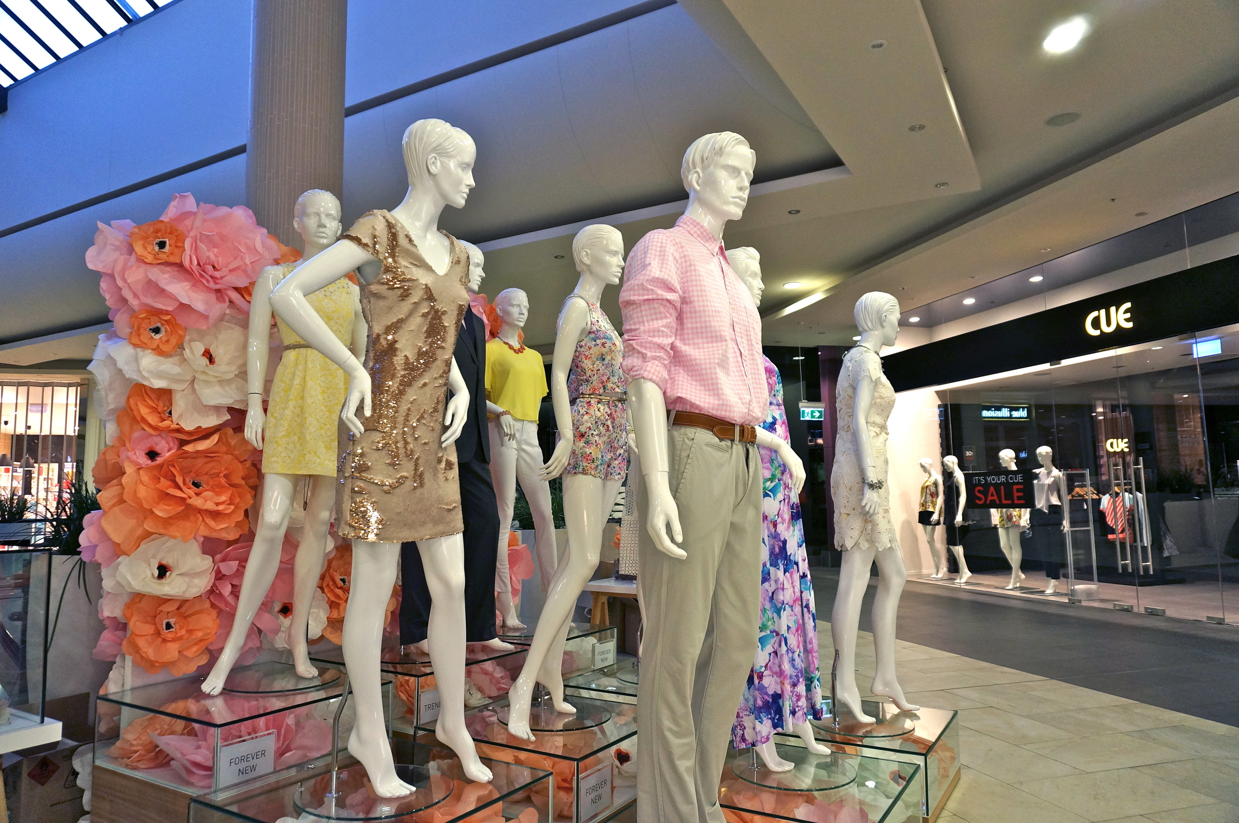 Wollongong Central Spring Summer 2014