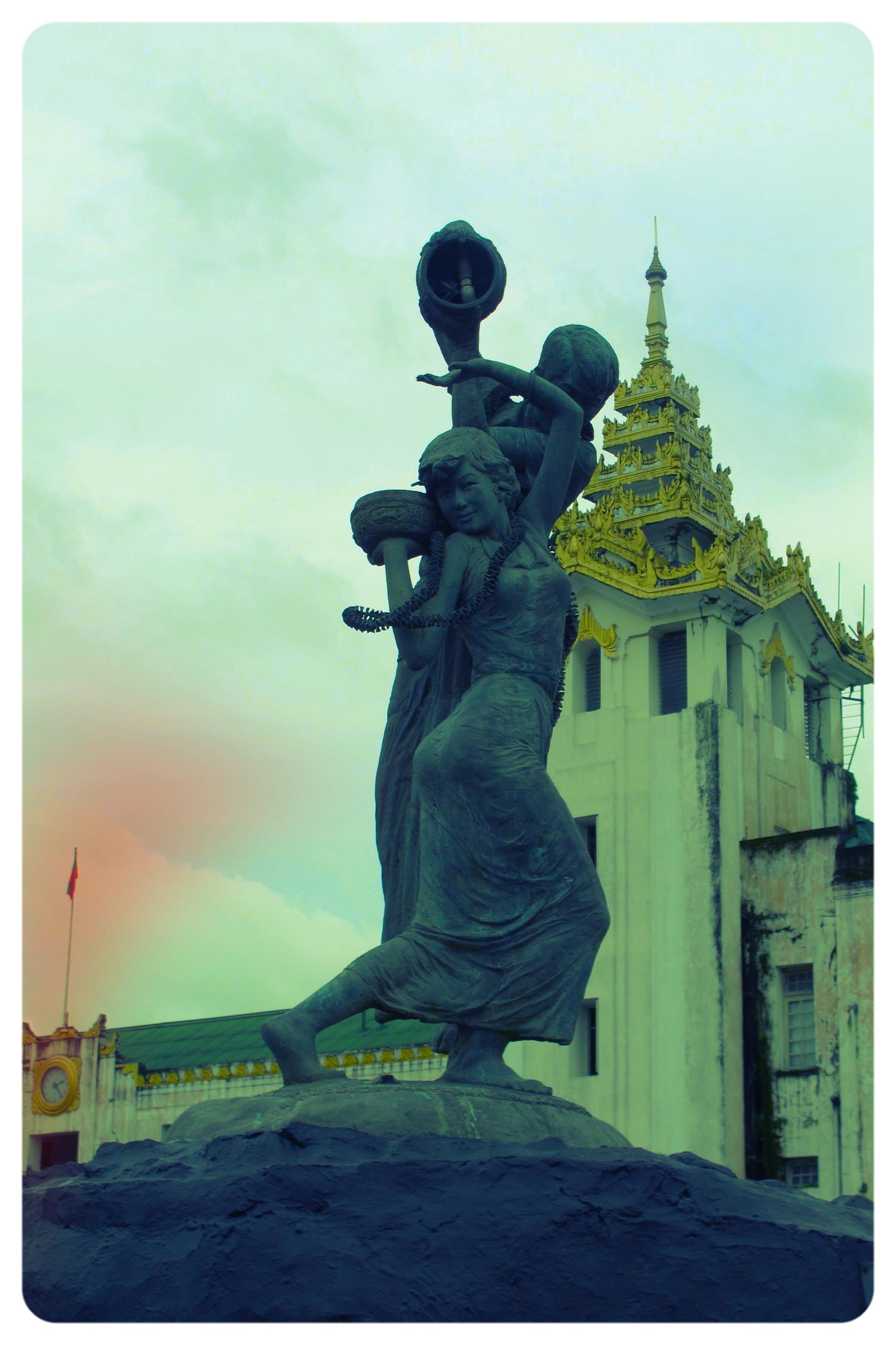 Art From Myanmar