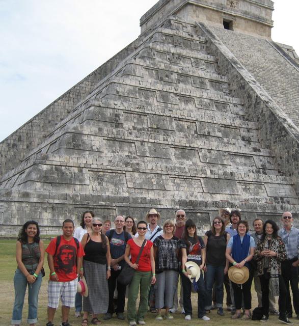 2010 Merida/Chichen Itza visit