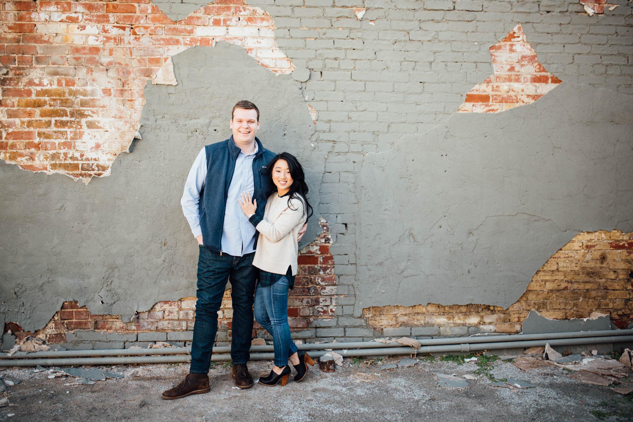 Tulsa Oklahoma engagement photos