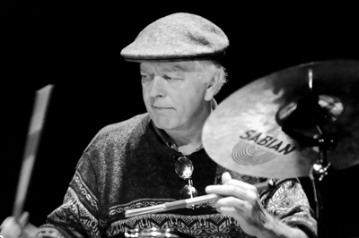Richard Poole performing with jazz legend Paul Bley at Ars Nova Workshop, Philadelphia