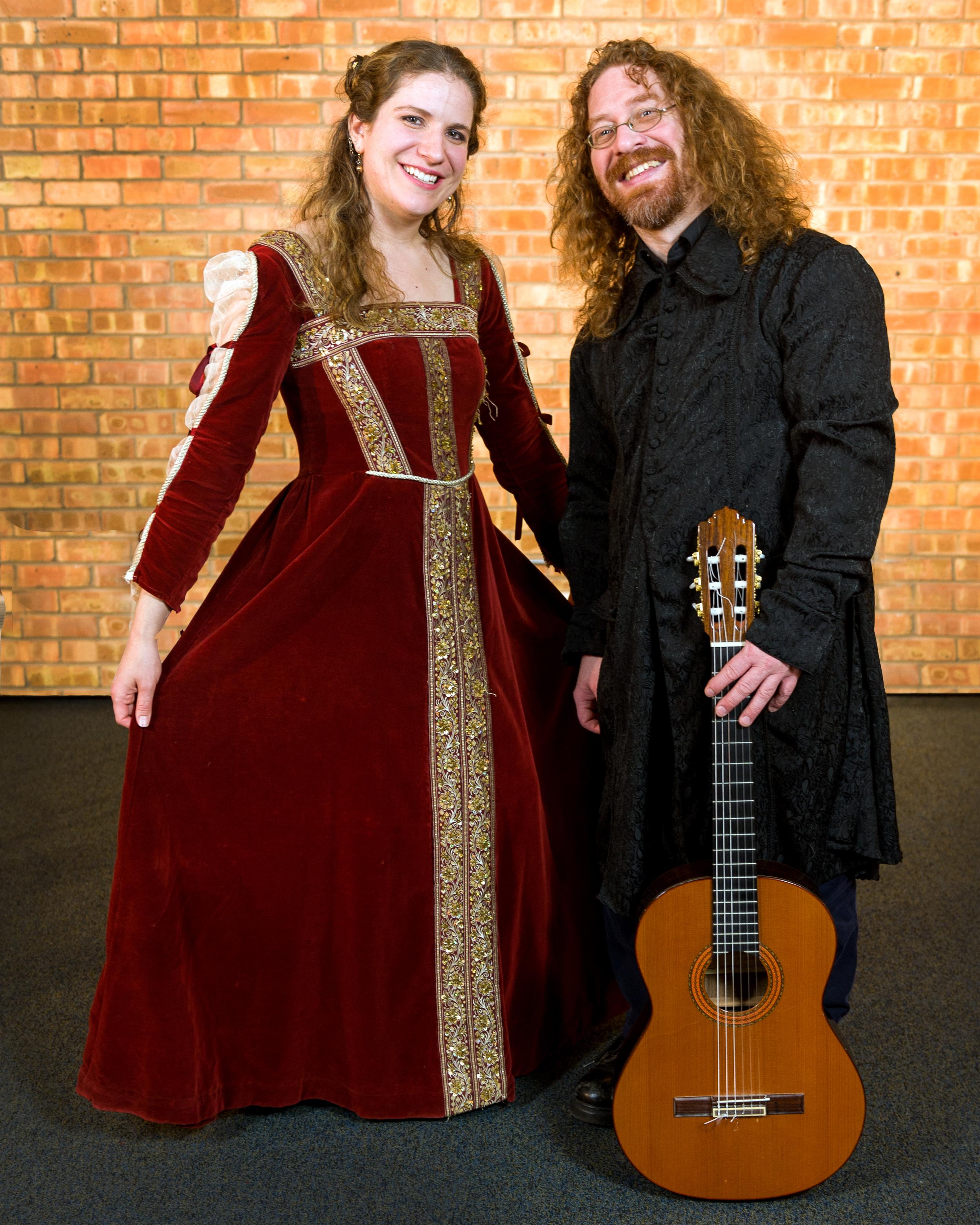 Joannah Lodico and Dan Belleville