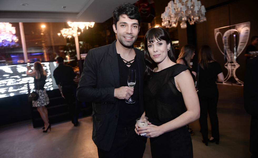 Bruno Matos e Lila Guimarães Paula