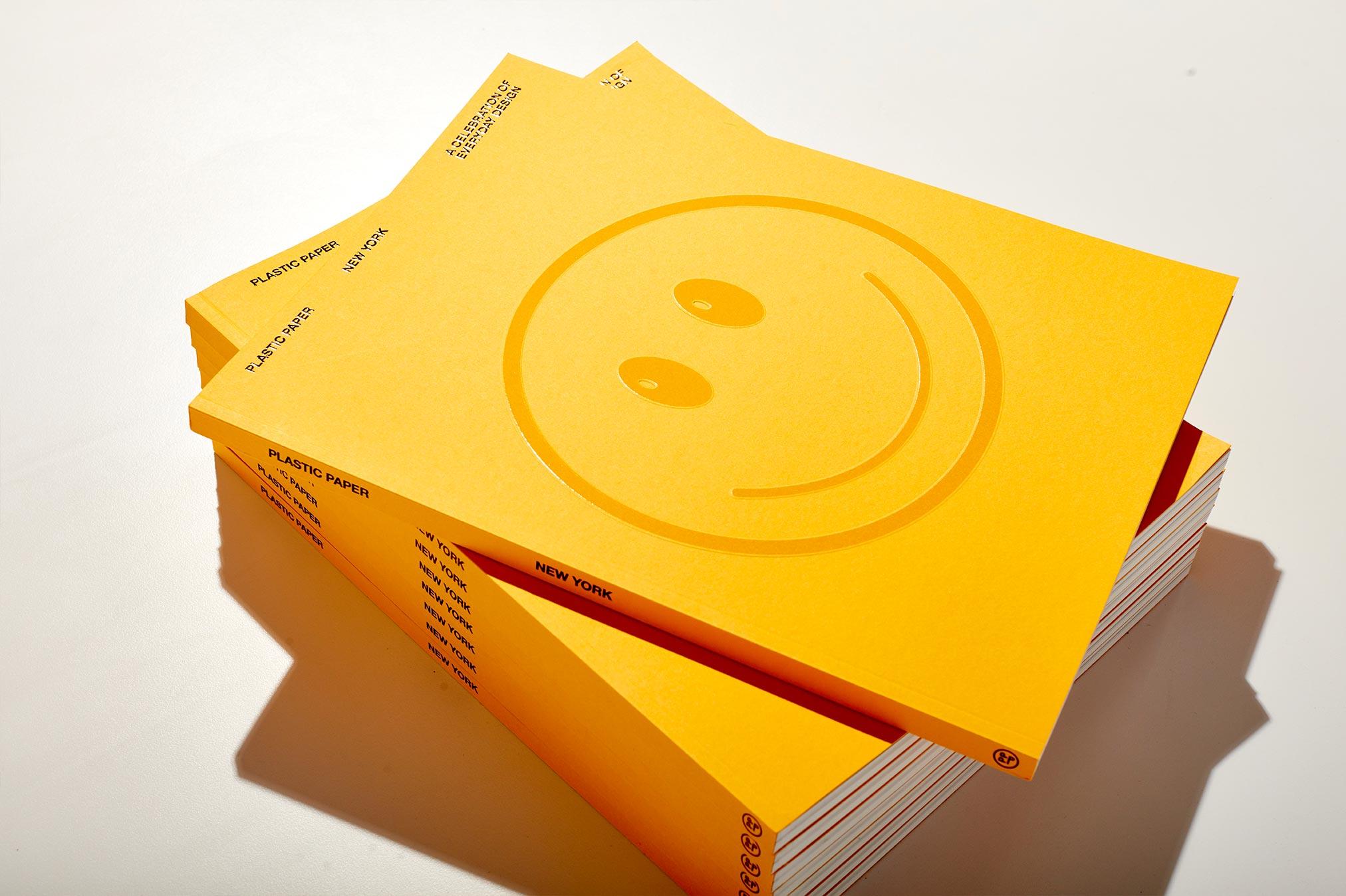 Plastic Paper Book